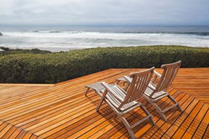 Blackbutt Timber Decking