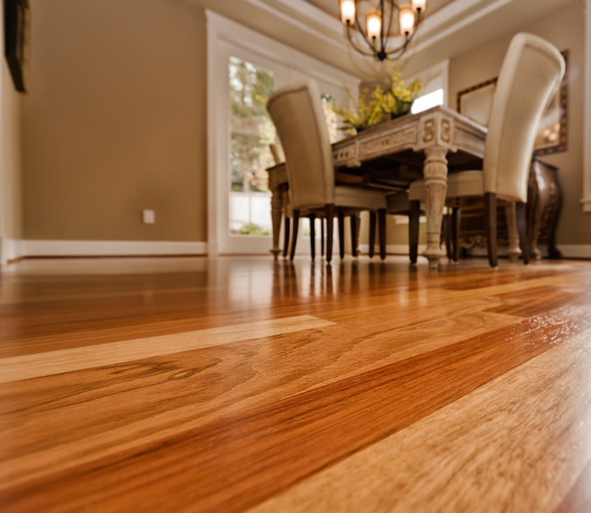 Solid Timber Flooring Melbourne